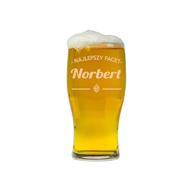 Szklanka do piwa dla Chłopaka 07
