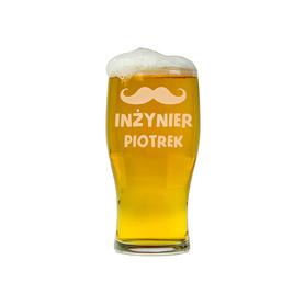 Szklanka do piwa dla Inżyniera 03