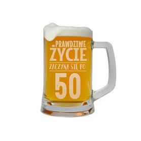 Kufel do piwa na Urodziny 10