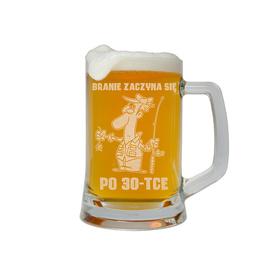 Kufel do piwa na Urodziny 13