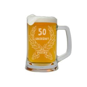 Kufel do piwa na Urodziny 14