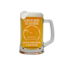 Kufel do piwa na Urodziny 16