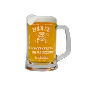 Kufel do piwa na Urodziny 17