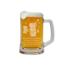 Kufel do piwa na Urodziny 26