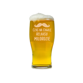 Szklanka do piwa dla Szefa 08