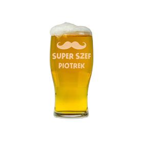 Szklanka do piwa dla Szefa 10