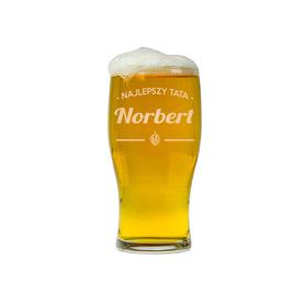 Szklanka do piwa dla Taty 07