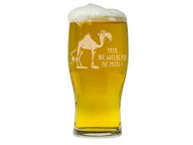 Szklanka do piwa dla Taty 08