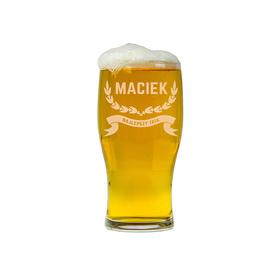 Szklanka do piwa dla Taty 12