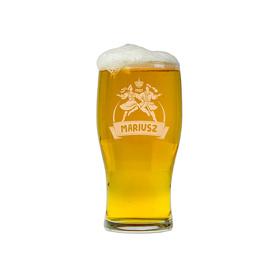 Szklanka do piwa na Urodziny 08