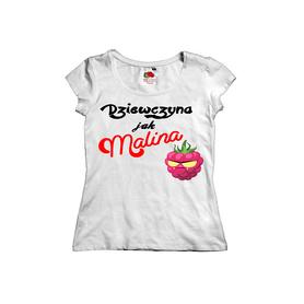 Koszulka dla Dziewczyny 01