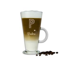 Szklanka latte dla Dziewczyny 08