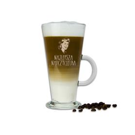 Szklanka latte dla Nauczyciela 02