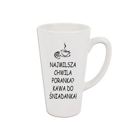 Kubek latte z Napisami 01