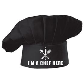 Czapka kuchenna 24
