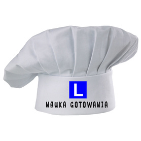 Czapka kuchenna 27