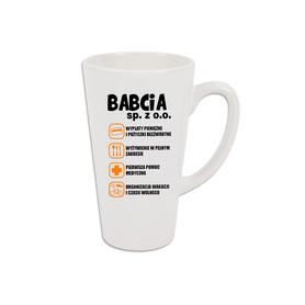 Kubek latte dla Babci 07