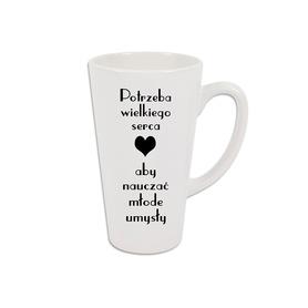 Kubek latte dla Nauczyciela 02