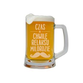 Kufel do piwa z Napisami 03