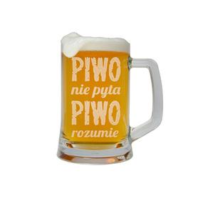 Kufel do piwa  z Napisami 04