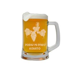 Kufel do piwa z Napisami 06