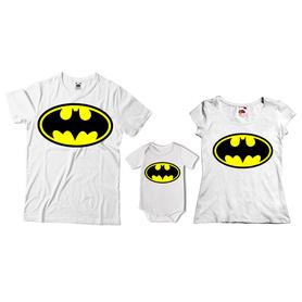 Komplet koszulek dla rodziców + body 01
