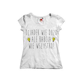 Koszulka dla Babci 02