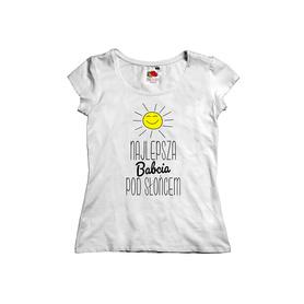 Koszulka dla Babci 03