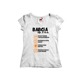 Koszulka dla Babci 08