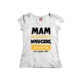 Koszulka dla Babci 11