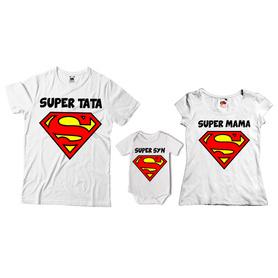 Komplet koszulek dla rodziców + body 02