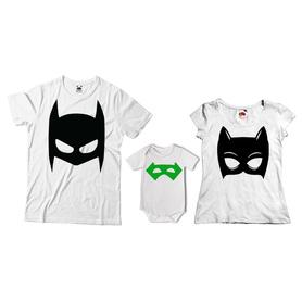 Komplet koszulek dla rodziców + body 03