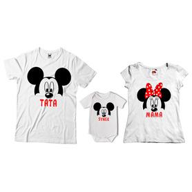 Komplet koszulek dla rodziców + body 06