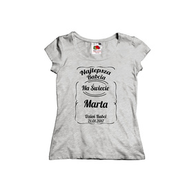 Koszulka dla Babci 15