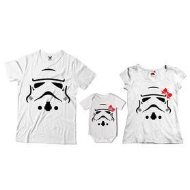 Komplet koszulek dla rodziców + body 14