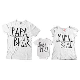 Komplet koszulek dla rodziców + body 21