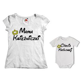 Komplet koszulka dla Mamy + body 02