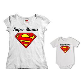 Komplet koszulka dla Mamy + body 04