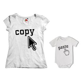 Komplet koszulka dla Mamy + body 05