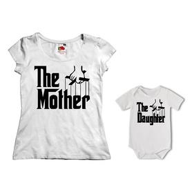 Komplet koszulka dla Mamy + body 07