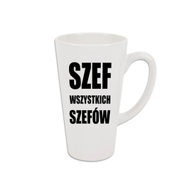 Kubek latte dla Szefa 12