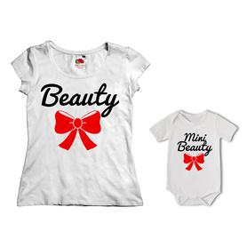 Komplet koszulka dla Mamy + body 11