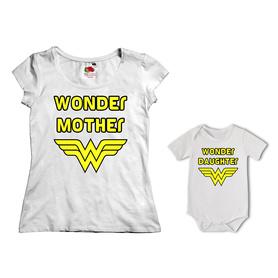 Komplet koszulka dla Mamy + body 14