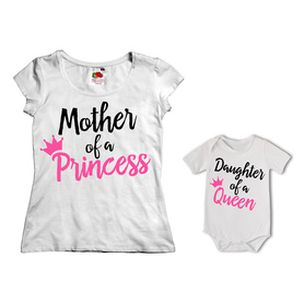 Komplet koszulka dla Mamy + body 16