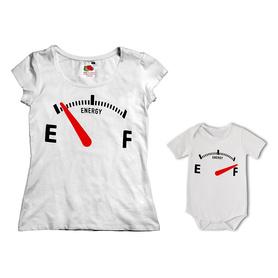 Komplet koszulka dla Mamy + body 19