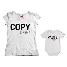 Komplet koszulka dla Mamy + body 25