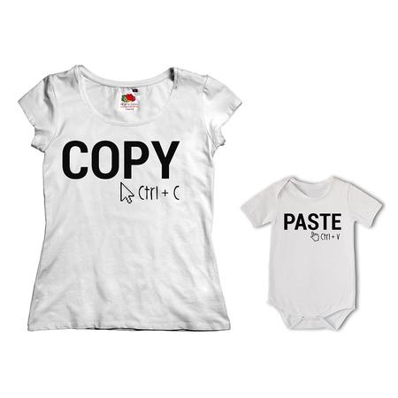 432f2b35 Komplet koszulka dla Mamy + body 25