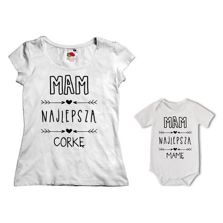 Komplet koszulka dla Mamy + body 29 (1)
