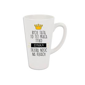 Kubek latte dla Taty 06