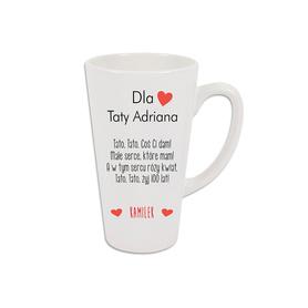 Kubek latte dla Taty 10